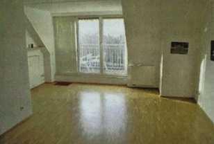 Helle 2-Zimmer-Wohnung mit Balkon in der Innenstadt von Lüdinghausen