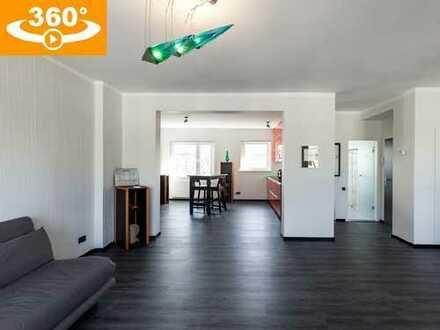 Hochwertig sanierte, großzügige 1,5-Zi.-Whg. (61 m²) mit Westbalkon in ruhiger Lage von Spandau