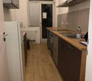 4-Zimmer-Wohnung mit Balkon und Einbauküche in Hannover