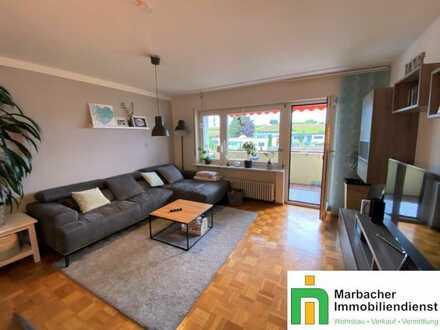 Tolle 4-Zi-Wohnung mit familienfreundlichem Grundriss, EBK und Balkon