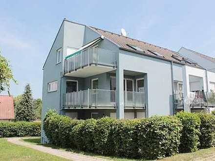 Helle 2 Zi.- Wohnung in Nordstetten mit süd- westlichem Balkon und Tiefgaragen - Stellplatz