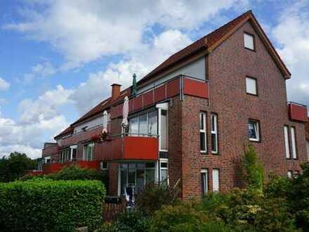 Schöne 3-Zimmer-Maisonette-Wohnung mit Balkon in Bad Bentheim