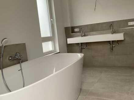 Erstbezug: Luxus 5,5-Zimmer-Maisonette-Wohnung mit Balkon mit Traumblick