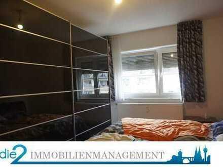 Helle und möblierte 2,5-Zimmerwohnung mit Balkon und EBK nahe Bayerwerk zu vermieten!