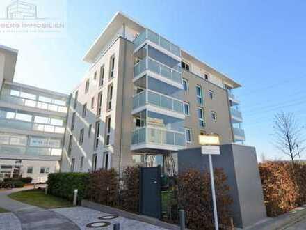 3 Zimmer-Penthousewohnung mit TOP-Skyline-Blick in Frankfurt-Riedberg Quartier Westflügel