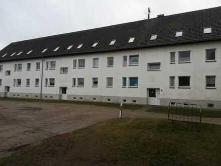 2-Raumwohnung in Meyenburg
