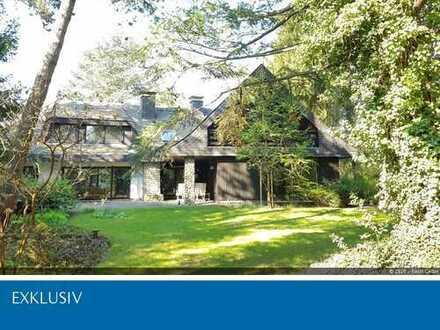 EFH mit großem Grundstück in bevorzugter Wohnlage + Pool+Sauna