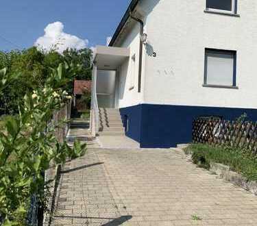 Einfamilienhaus mit schönem Garten - Top Lage