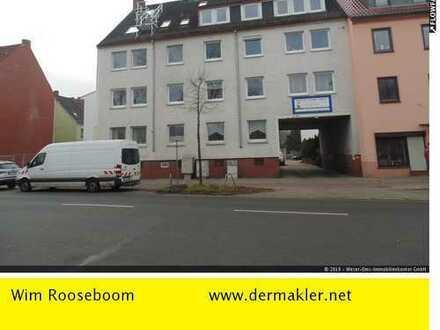 Woltmershausen: Moderne 2 - Zimmer - ETW mit Balkon