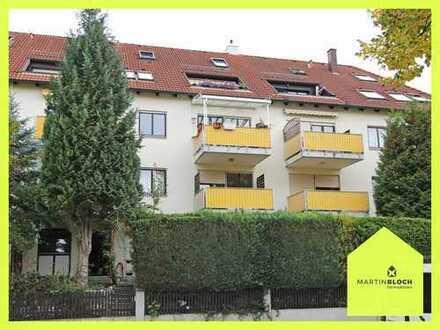 Riesiges WG-Zimmer mit Balkon am Kuhsee