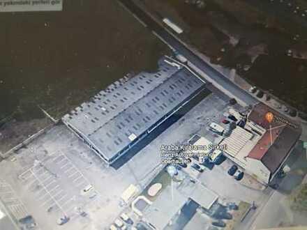 Lager, Autohandel, Spedition, Maxi Garajen, Halle 1700gm