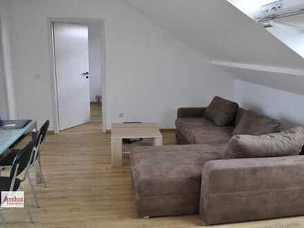 Lichtdurchflutetes Appartement mit Loggia