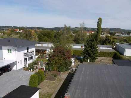 Attraktive 30´er-Jahrevilla & Werkstattgebäude - Neubau möglich