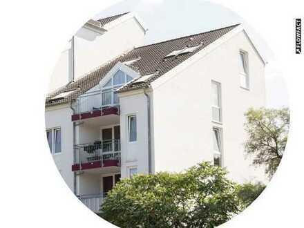 Helle Wohnung mit Blick in die grüne Nachbarschaft #beste Lage