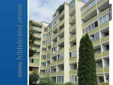 Großzügige 2-Zimmer-Wohnung in Sonthofen