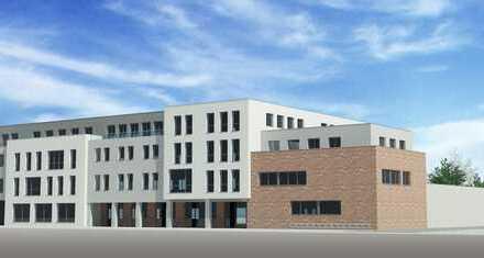 Multifunktionale, moderne Praxis-und Büroflächen sowie Servicewohnen.