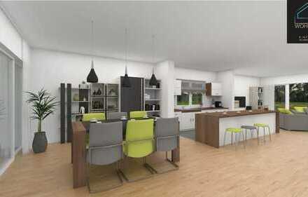 Provisionsfreies Einfamilienhaus in attraktiver Aussichtslage