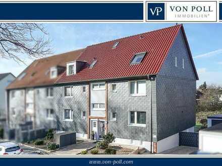 Top modernisiertes Mehrfamilienhaus mit schicker Dachmaisonette  in Oberdahlhausen