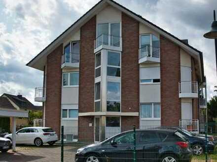 Exklusive 3 Zimmer-Penthouse-Wohnung mit sonnenseitigen Dachterrassen in zentraler Wohnlage