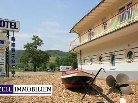 """""""Das Boot"""" - Tolles Hotel- und Restaurantobjekt in direkter Rheinlage"""