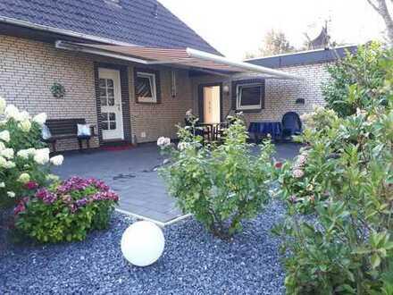 Moorriem, 12 km bis Oldenburg, OW, 75 m², 3 ZKB, EBK, Terrasse, Garten, Garage