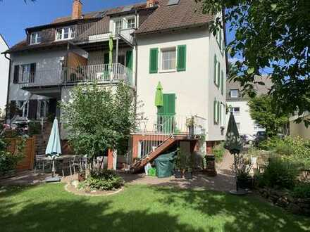 Nachmieter gesucht: Doppelhaushälfte, 4,5 Zimmer, Garten, Balkon, Terrasse, Mannheim-Feudenheim