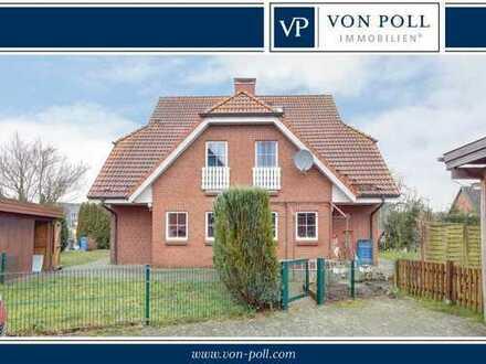 Zweifamilienhaus mit vielen Möglichkeiten - Gute Lage zu Kreisstadt und Ostsee