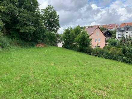Grundstück in hervorragender Lage von Sulzbach-Rosenberg