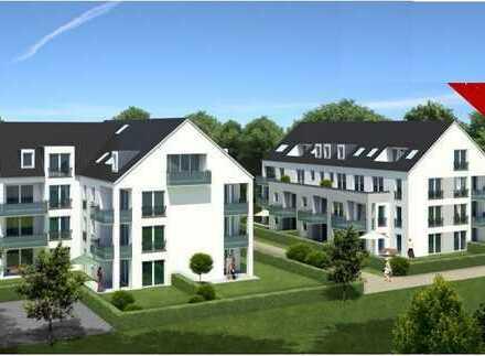 Erstbezug: exklusive 3-Zimmer-EG-Wohnung mit EBK, Garten und zwei Terrasse in Augsburg