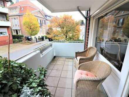 Heißbegehrt! Ruhig gelegene Eigentumswohnung - Innenstadtring - Nähe Franziskus-Hospital!