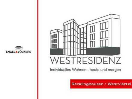 Penthouse im Westviertel mit Weitblick