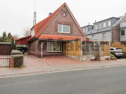 Neues Zuhause oder attraktive Kapitalanlage! Schönes Dreifamilienhaus im Stadtkern von Jever!