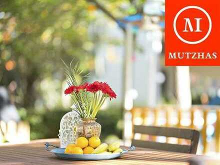 MUTZHAS - Helle Terrassenwohnung mit gemütlichen Kamin