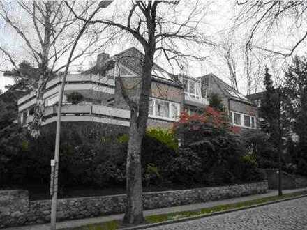 Villengebiet Bergedorf und so nah am Zentrum