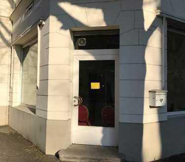 Ladenlokal saniertes, denkmalgeschütztes Eckhaus in Bonner Südstadt