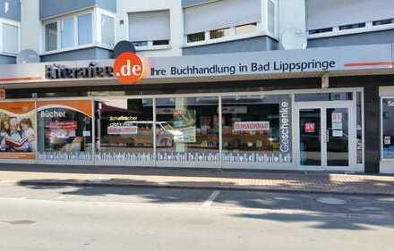 Attraktives Ladenlokal im Zentrum von Bad Lippspringe