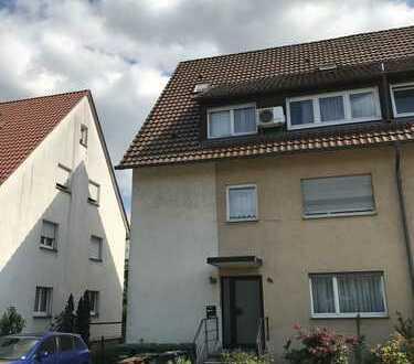 4,5 Zimmer Wohnung mit Garten, davon 2 Zimmer im ausgebauten Dachgeschoss