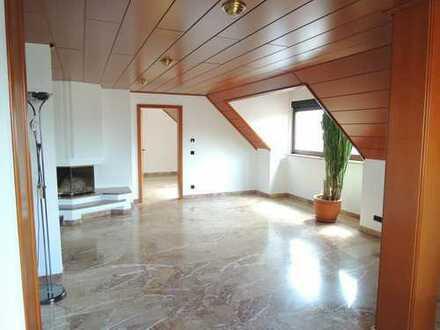 PF-Huchenfeld, sehr schöne Dachgeschosswohnung mit exklusiver Ausstattung