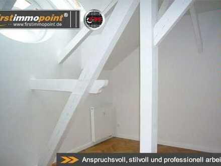 firstimmopoint® DG Wohnung in herrschaftlicher Stadtvilla / eigener Stellplatz