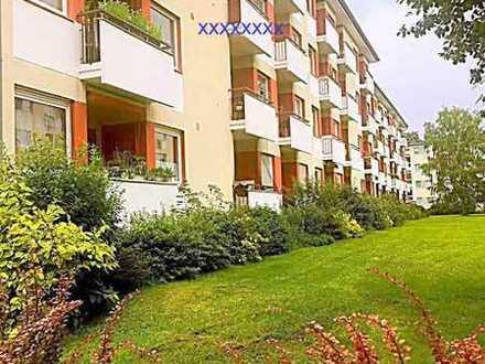 Günstige, geräumige 1-Zimmer-Wohnung mit Balkon und Einbauküche in Rudow (Neukölln), Berlin