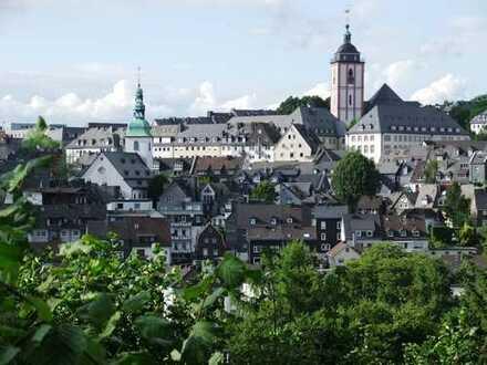 Top zentrales Grundstück in der SIEGERNER Unterstadt mit Blick auf´s KRÖNCHEN !!!