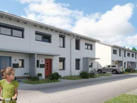 Erstbezug: Reihenmittelhaus in Steinheim