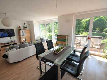 Schöne, helle drei Zimmer Wohnung in Karlsruhe, Hohenwettersbach