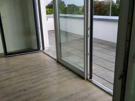 Dachgeschoss-Penthouse-Apartment