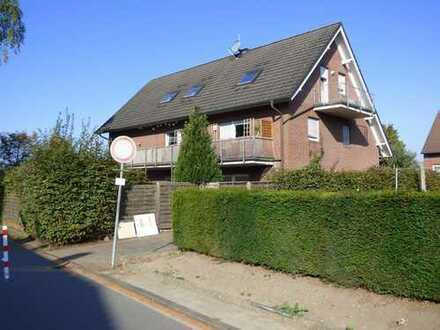 Altenberge, schöne 2-Zimmer Erdgeschosswohnung mit Terrasse und großem Garten zu verkaufen