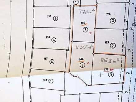 2 erschlossene Bauplätze in Toplage von Dassel-Hilwartshausen zu verkaufen
