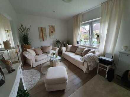 Großzügige 3 Zimmer Wohnung mit Garten in Rastede