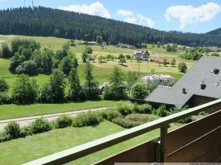 Wohnen wo andere Urlaub machen! Gemütliche Singlewohnung in Tonbach!