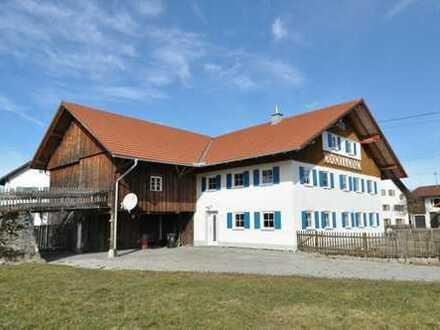 Bauernhaus mit Platz für die Familie