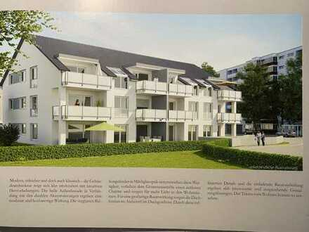 2 Zimmer Whg. Badenweilerstr. Neubau Erstbezug.